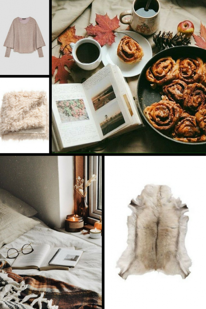 November Mood Board Hygge Cozy allthelittledetails.de