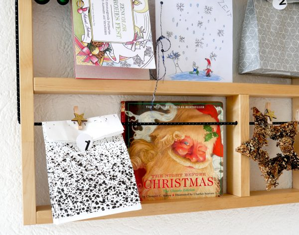 Acts of Kindness Advent Calendar Ypperlig shelf allthelittldetails.de