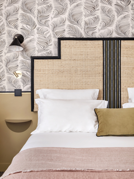 Doisy Etoile paris allthelittleetails.co ORC bedroom makeover
